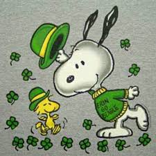 peanuts s day 38 best st patricks s day images on peanuts