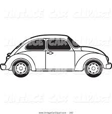 old volkswagen drawing vw bug clipart 52