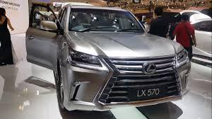 xe lexus 570 lexus lx570 2016 giias 2016 youtube