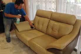 Leather Upholstery Cleaner Leather Sofa Cleaning Singapore Centerfieldbar Com