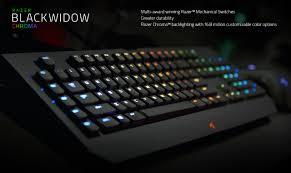 razer blackwidow chroma lights not working fom sponsor news razer blackwidow chroma