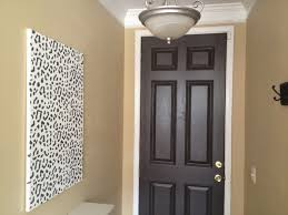 behind the big green door trend black painted interior doors