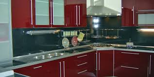 cuisine couleur bordeaux cuisine couleur bordeaux idées décoration intérieure