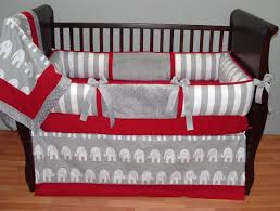 Gray Baby Crib Bedding Baby Bedding This Custom 3 Pc Baby Crib Bedding Set