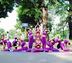 Viá ‡t Nam Yoga Center