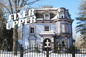 fixer uppers for sale fixer a second empire style mansion in east hton