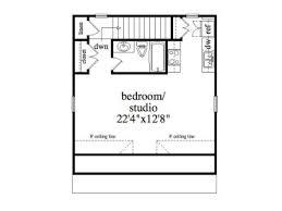 garage apartment plans 2 car garage u0026 studio apartment 053g