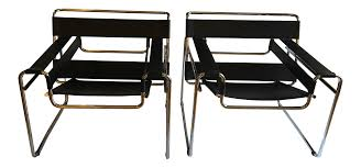 dwr wassily chairs a pair chairish