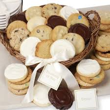cookie gift basket cookie basket