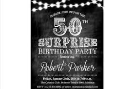 free 50th birthday invitation templates printable ideas free