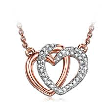 amazon com christmas gifts for her j nina rose gold plated