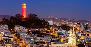 Tourist Map Of San Francisco by Top San Francisco Tourist Attractions Stay At Holiday Inn Sf