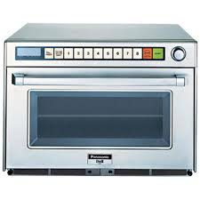 Microwave With Toaster Oven Panasonic Ne 3280 Sonic Steamer Commercial Microwave Oven 208
