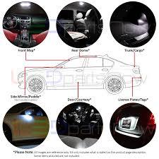 amazon com ledpartsnow 2010 2015 toyota prius led interior lights