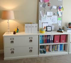 Home Office Desk Organization Ideas by Furniture Simple Diy Home Office Organizer Ideas With White