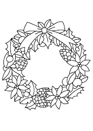 christmas coloring pages intricate hd images