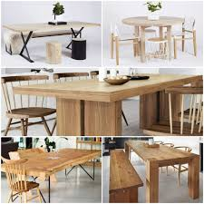 dining room furniture from solid wood u2013 rustic style interior