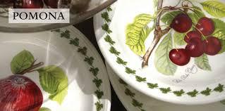 portmeirion pomona dinnerware collection fruit