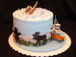 13 best alaska boat cake images on pinterest birthday cakes