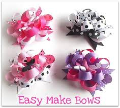 diy baby hair bows styles of hair bows kheop