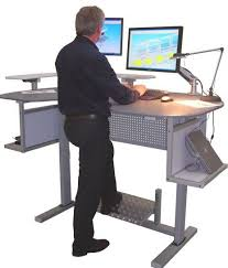 Electric Adjustable Desk by Electric Adjustable Height Desk