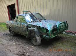 subaru brat for sale camo brat self propelled wheel barrow john lussmyer