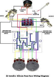 doctor tweek fuzz face v2 wiring diagram off board wiring u2026 flickr