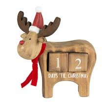 rudi reindeer days until christmas little harbour crafts and gifts