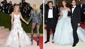 zac posen light up gown light up gowns and gladiators met gala fashion was fierce the