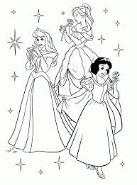 printable coloring pages of disney princesses coloring home