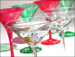 martini christmas decorations christmas stockings christmas
