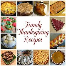 thanksgiving recipes archives my sweet mission