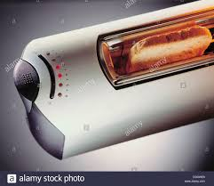 designer toaster designer toaster with toast stock photo royalty free image