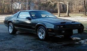 camaro berlinetta for sale in ri black 1985 camaro berlinetta