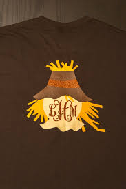 thanksgiving t shirt ideas monogram scarecrow shirt so cute for fall and thanksgiving