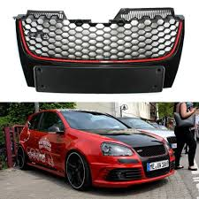 online get cheap vw golf 5 bumper grille aliexpress com alibaba