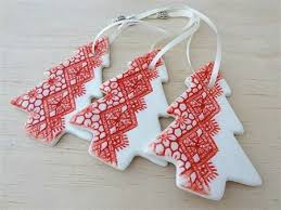 Designs For Decorating Files The 25 Best Ceramic Christmas Decorations Ideas On Pinterest