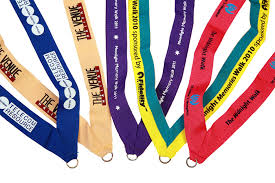printed ribbons ribbon for medals printed 1 colour care fundraising supplies