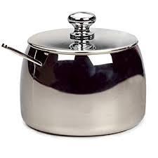 rsvp endurance sugar bowl sugar bowl with spoon