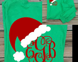 monogrammed christmas gingerbread monogrammed christmas shirt women s