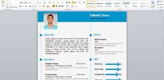 Modern Resume Templates Free Free Resume Templates Download Outline Word Professional With 79