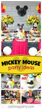 Minnie Mouse Halloween Birthday Party by Mickey Mouse Play House Birthday