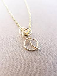gold necklace with letter images E gold letter alphabet initial e necklace jpg