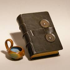 Leather Memory Book Leather Journal Medieval Diary Hand Bound Note Book Traditional