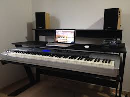 recording studio workstation desk music workstation desk build studio desk ikea sae production