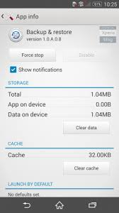backup and restore apk xperia sony s back up restore app gets hacked update xperia