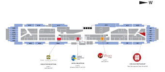 Airport Map Dubai International Airport Hotel Hotel Location Map