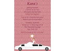 creative bachelorette party weekend invitations invitations