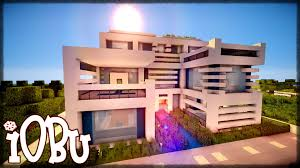 incredible modern houses minecraft timelapse let u0027s build