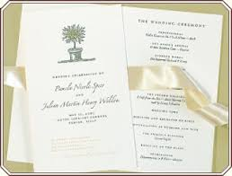 wedding programs exles gold royal wedding wedding programs wedding programs wording